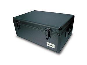 Merax 510 CD/DVD Mega Storage Case, Black