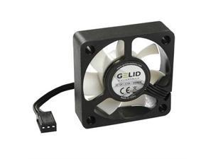 Gelid Silent5 50mm Silent Case Fan, 3 Pin Molex