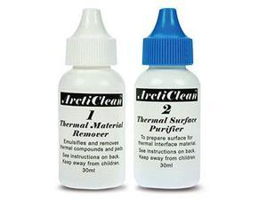 Arcticlean 1 And 2, Surface Cleaner, 60ml Kit
