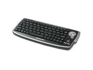 Wireless Home Entmnt/media Keyboard W/ Trackball