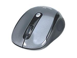 4-button Optical Mouse, Wireless, 2000dpi