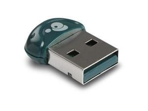 Iogear Bluetooth 4.0 USB Micro Adapter, Green