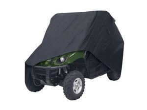 Quadgear Utv Extended Roll Cage Cover Blk - 1 Size