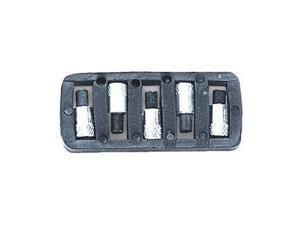 Replacement Flints For Single Flint Spark Lighter, 5-Piece Firepower 1423-0032