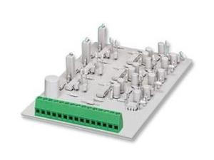 PHOENIX CONTACT 1715747 TERMINAL BLOCK, PCB, 4POS, 5.08MM, 26-14AWG