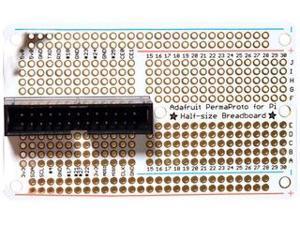 ADAFRUIT INDUSTRIES 1148 BREADBOARD PCB KIT, PERMA-PROTO RASPBERRY PI