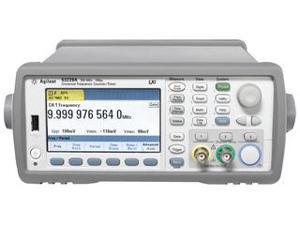 AGILENT TECHNOLOGIES 53220A FREQ COUNTER, 350MHz, 12-DIGIT, 0.2ppm