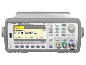 AGILENT TECHNOLOGIES 53230A FREQ COUNTER, 350MHz, 12-DIGIT, 0.2ppm