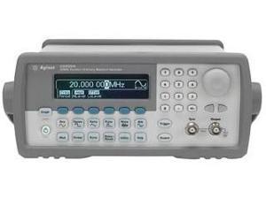 AGILENT TECHNOLOGIES 33220A WAVEFORM GENERATOR, ARB/FUNCTION, 20MHZ