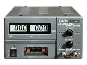 Triple Output DC Power Supply, Extech, 382213
