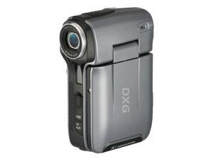 Silver DXG-563V 5MP Camcorder