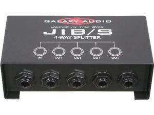 "Jacks in the Box 4-Way 1/4"" Splitter"