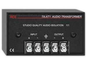 600 Ohm 1:1 Audio Isolation Transformer