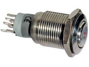DPDT Pushbutton Switch