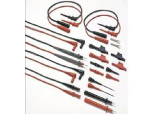 Deluxe Electronic Test Lead Set
