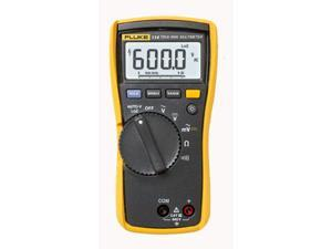 Digital Multimeter, Fluke, FLUKE-114