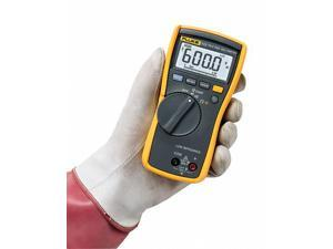 FLUKE FLUKE-113 Digital Multimeter, 600V, 60 KOhms
