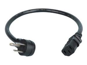 3ft AC Power Cord for Wall-Mount Flat Panel HDTVs