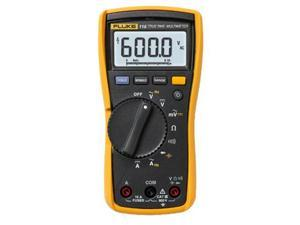 Digital Multimeter, Fluke, FLUKE-115