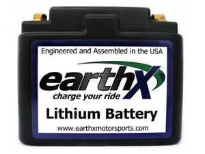 EarthX ETX18C Lithium Battery