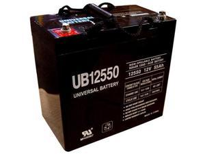 Power Source Battery WP22NF-55 SLA Battery w/ Handle 91-228 - 1 Year Manufacturer Warranty!