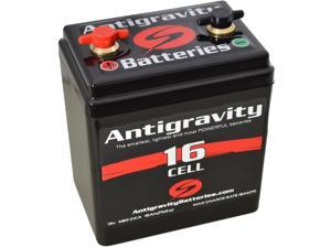 Antigravity Batteries 92-AG-1601 Small Case 16-Cell 13V 16ah 480cca Lightweight Maintenance Free Battery - 3 Year Manufacturer Warranty!