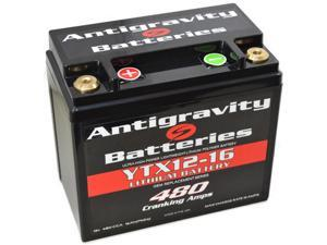 Antigravity Batteries 92-AG-YTX12-16 OEM Case 16-Cell 13V 22ah 480 cca Maintenance Free Battery - 3 Year Manufacturer Warranty!