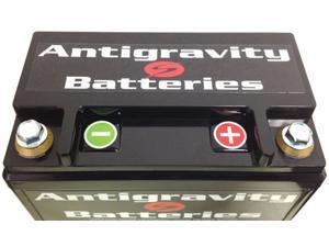 Antigravity Batteries 92-AG-YTX12-20L (LEFT NEGATIVE) OEM Case 20-Cell 13V 22ah 600 cca Maintenance Free Battery - 3 Year Manufacturer Warranty!