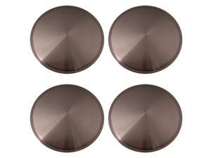 Set of 4 Stainless Steel 16 Inch Full Moon Racing Discs with Metal Clip Retention System - Aftermarket: RD-16