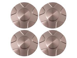 Set of 4 Chevy Trailblazer '02 - '03 Replacement Center Caps Hub Cover Fits 17x7 Inch Alloy Wheel - Aftermarket: IWCC5142