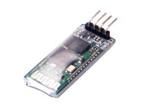 Bluetooth Transceiver Module Slave Serial for Arduino DuPont Cable 4 Pin RF RS232 With backplane For Arduino