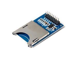 1pcs SD Card Module Slot Socket Reader Read And Write For Arduino ARM MCU A855