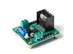 Dual H Bridge DC Stepper Motor Controller Board Shield L298N for arduino A863