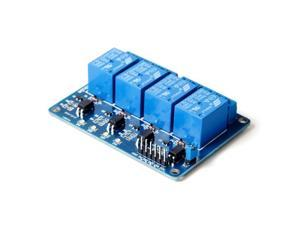 1pc 4 Channels 5V Relay Module For 51 ARM PIC AVR DSP A898