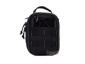 "Maxpedition FR-1 Pouch Gear Bag Black Soft 7""x5""x3"" 0226B"