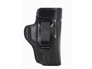 Don Hume H715M Holster Right Hand Black Kahr PM9 Leather J168805R