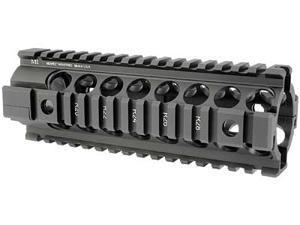 Midwest Industries MCTAR-20G2 2PC 4-Rail Black Gen 2 FreeFloat Handguard .223Rem