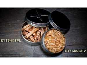 Exotac ET1500SHV Tindertin Fatwood Shavings Waterproof Survival Tin Tin Plated