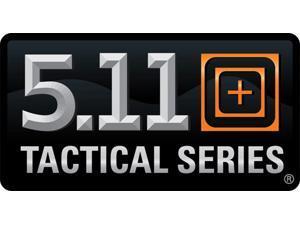 5.11 Tactical 41180 5-41180T019XL Black 60/40 SS Utility Polo Shirt XL Tall