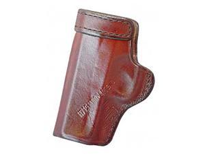 """Don Hume Clip On H715M Holster Right Hand Brown 4.5"""" For Glock 17 22 31 J167100R"""