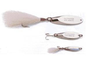 Acme Trout Fishing Spoon Lure SW-141/CH Kastmaster 3 OZ Bucktail Chrome