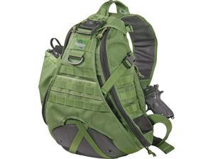 Maxpedition 0410G Monsoon Gearslinger OD Green Large Size Single Shoulder Pack