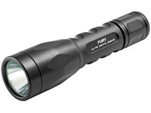Surefire Fury Dual-Output Weatherproof LED 500 Lumens Flashlight P2X-B-BK