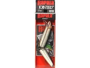 Rapala J11S Jointed 11 Silver Fishing Hard Bait