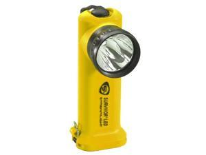 Streamlight Survivor LED Flashlight, Yellow - AC/DC Chargers, Steady Charge Base