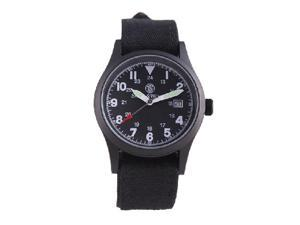 Campco Smith & Wesson Military Watch-3 Change Strap CC-SWW-1464-BK 024718146034