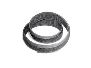Uncle Mike's 8781-1 Ultra Reversible Inner Duty Belt w/ Hook & Loop Small 26-30""
