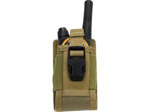 Maxpedition 0109K Clip On Phone Holster Khaki Great For Small 2 Way Radios Tre