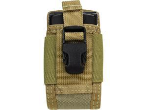 Maxpedition 0108K Clip On Phone Holster Khaki Overall Height 4 Overall Width 2