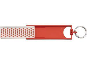 "DMT DMTDMTFF70F Angler Mini Sharp Fine 2 3/4"" X 1"" Sharpening Surface W/ Groove"